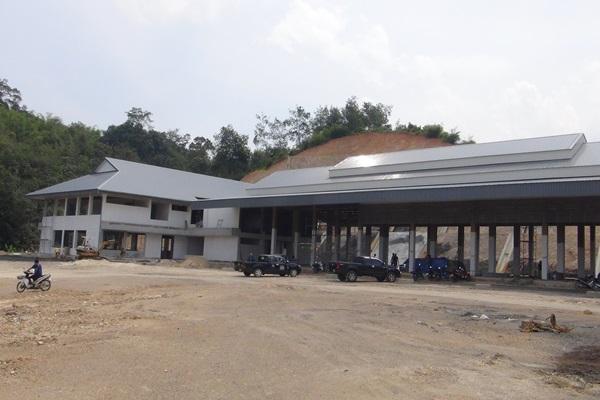 ชาวเบตง ได้ใช้สถานีขนส่งแห่งใหม่ มีนาคมปีหน้า รองรับเศรษฐกิจเติบโตในอนาคต