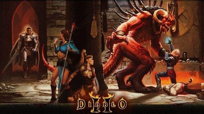 """บลิซซาร์ด อ้างไฟล์เสีย มิอาจปัดฝุ่น """"Diablo II"""""""