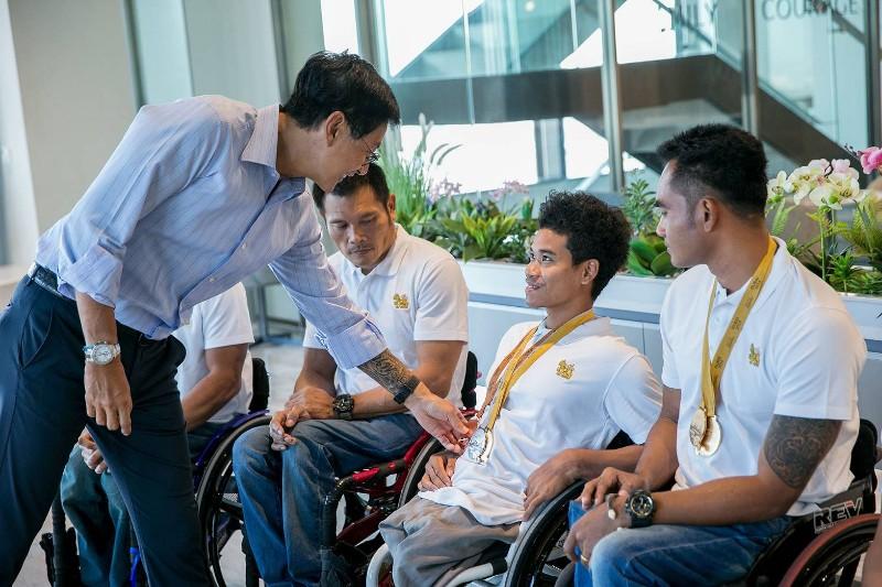 จุตินันท์ ปลิ้มวีลแชร์กวาด 3 ทองชิงแชมป์โลก กำชับโค้ชดูแลความฟิตก่อนลุยโตเกียว 2020