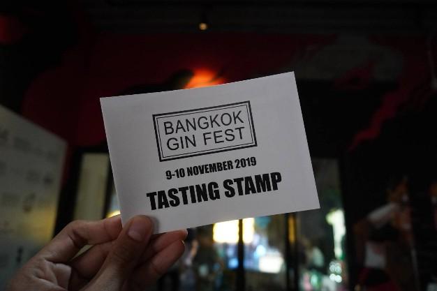 เทศกาลของคนรัก GIN กลับมาเป็นครั้งที่ 2  Bangkok Gin Festival 2019