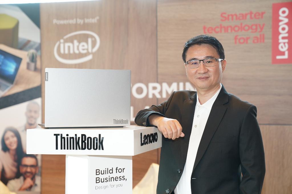 เลอโนโวส่ง 'ThinkBook' เจาะตลาด SMB พร้อมเผยผลสำรวจพนักงานทำงานดีขึ้นถ้าได้อุปกรณ์เหมาะสม