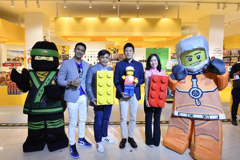 """เปิดแล้ว """"เลโก้ ช็อป"""" แห่งที่ 2 ของไทย"""