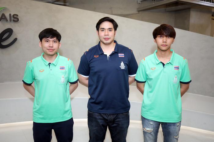 ทีมชาติไทยชุดลงแข่งเกม Hearthstone