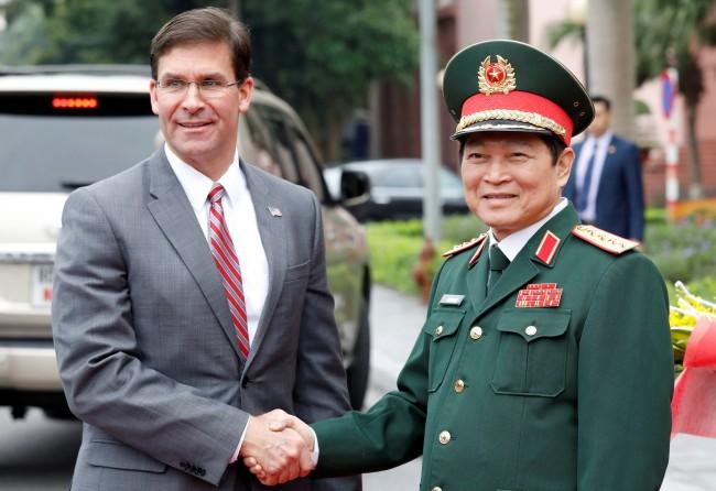 สหรัฐฯ เตรียมจัดหาเรือตรวจการณ์ให้เวียดนามเสริมทัพลาดตระเวนทะเลจีนใต้