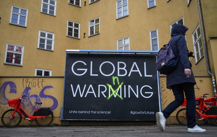 ระบุ'ปัญหาโลกร้อน'จะผลาญเศรษฐกิจโลก  สูงถึง7.9ล้านล้านดอลลาร์ในอีก 30 ปีข้างหน้า