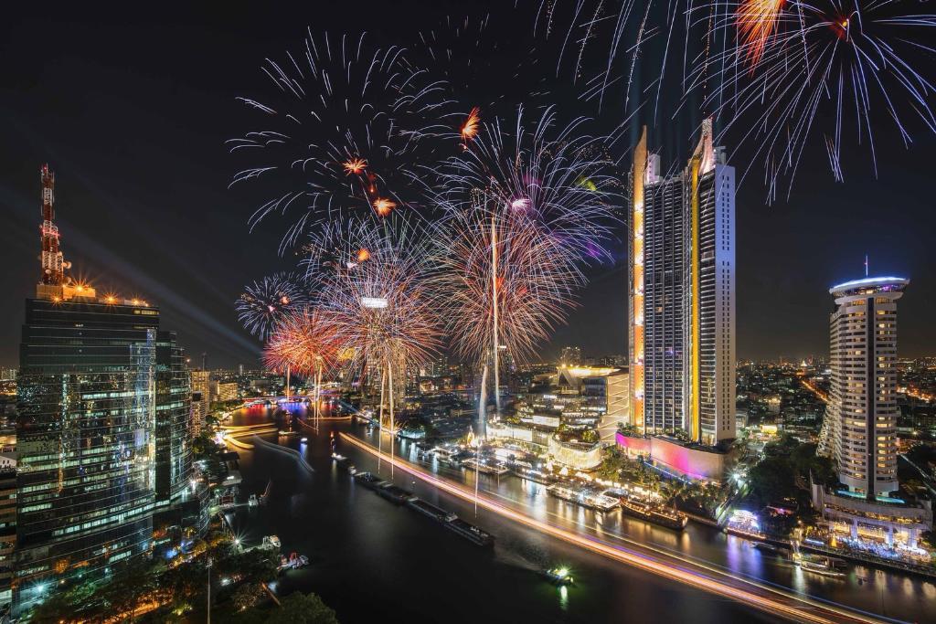 """ไอคอนสยาม-ททท.-พันธมิตร ผนึกกำลัง  """"Amazing Thailand Countdown 2020"""" 'มหัศจรรย์พร  7 ประการ'"""