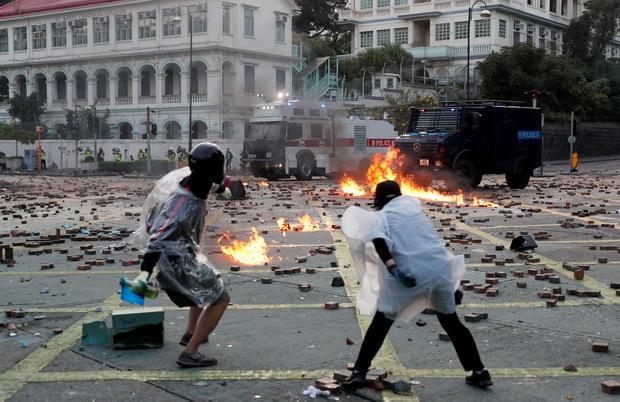 คองเกรสเห็นชอบโดยสมบูรณ์ร่างกม.หนุนสิทธิมนุษยชนฮ่องกง ลุ้นวัดใจทรัมป์วีโต้หรือไม่