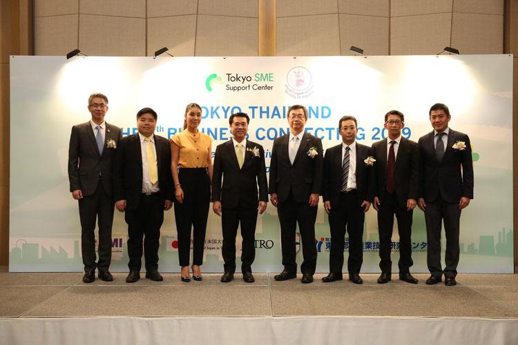 """โตเกียวเอสเอ็มอีฯ ร่วม ก.อุตฯ จัดสัมมนา """"ยุทธศาสตร์ไทยแลนด์พลัสวัน"""" ชูไทยเป็นฮับการผลิตชิ้นส่วนอุตสาหกรรม"""