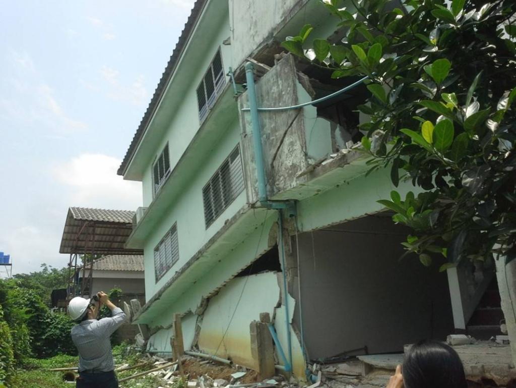 วช.เผยอาคารสูงสร้างก่อนปี 2550 น่าห่วงได้รับผลกระทบจากแผ่นดินไหว