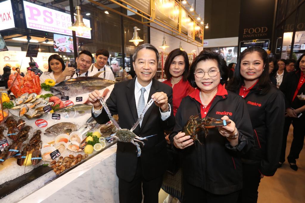 แม็คโคร ปักธงศูนย์กลางธุรกิจโฮเรก้าในอาเซียน  จัดงานใหญ่รับธุรกิจอาหารขยายตัว
