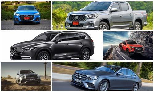 ยอดขายรถ 10 เดือนเพิ่มขึ้น 0.7%  ส่วนตุลาคมลดลง 11.3% ลุ้นงานขายรถท้ายปีตัวเลขขยับขึ้น