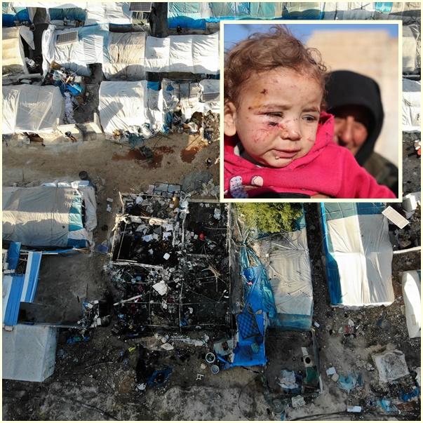 In Clip: รัฐบาลซีเรียบุกโจมตีโรงพยาบาล-ค่ายผู้อพยพ ดับไม่ต่ำกว่า 22