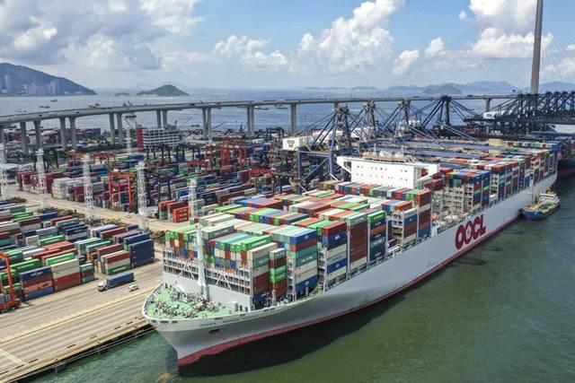 หอการค้าเรือสมุทรโลก ICS เปิดสนง.ในฮ่องกง ขณะอิทธิพลทางทะเลของจีนมาแรงสะท้านพิภพ