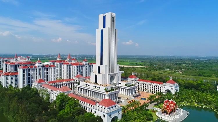 """50 ปี """"ABAC"""" สู่การเป็น """"World Class University"""""""