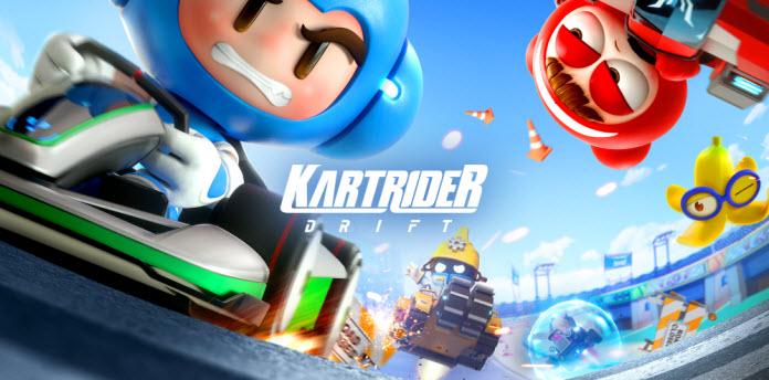"""สายซิ่งเตรียมพร้อม! """"KartRider: Drift"""" เปิดลงทะเบียน CBT แล้ววันนี้"""