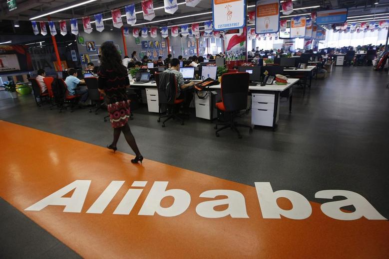 Alibaba หุ้นพุ่งหลังเจิมตลาดหุ้นฮ่องกง ขึ้นแท่นบริษัทใหญ่ที่สุดในเอเชีย