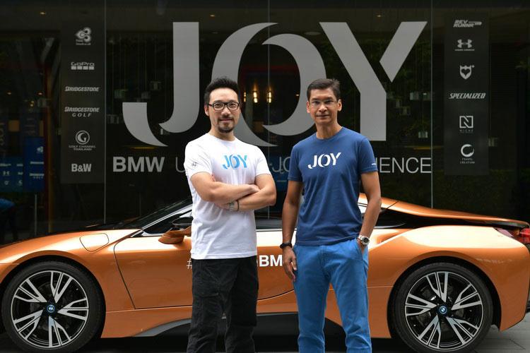 บีเอ็มดับเบิลยูเสริมแกร่ง ขยาย JOY ของแบรนด์ปี 63 ด้วยประสบการณ์และมุมมองใหม่ที่มากกว่าสุนทรียภาพในการขับขี่