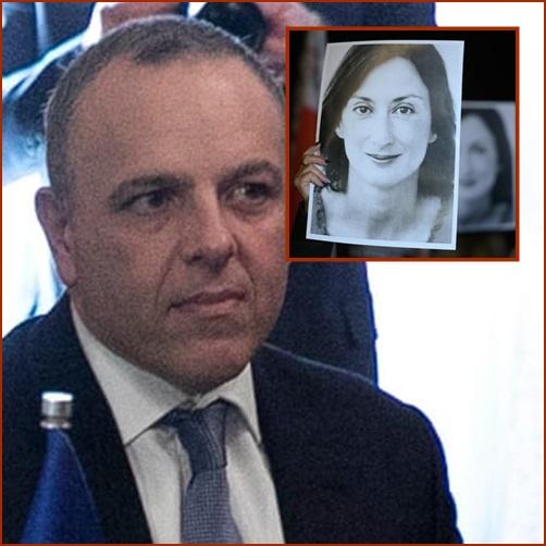 "In Clip: หัวหน้าคณะทำงานนายกฯมอลตาถูกจับ ""คดีสังหารนักข่าวหญิงปานามาเปเปอร์ส"" หลัง 3 รมว.ลาออก"