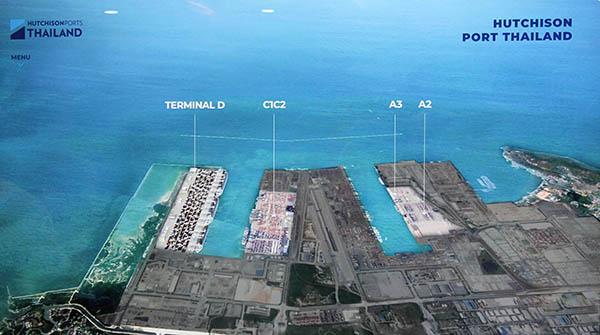 ฮัทชิสัน พอร์ท  โชว์ศักยภาพเทคโนโลยีการควบคุมระยะไกลในท่าเทียบเรือชุด D