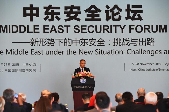 """จีนสับนโยบายตะวันออกกลางมะกัน""""เห็นแก่ตัว""""  อาหรับร่วมวงจวกบทบาทUSในยุคทรัมป์"""