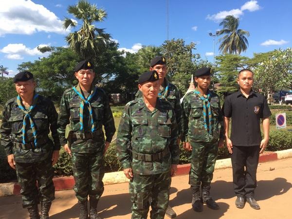 ผบ.พล.ร.9 เผย เหตุทหารพม่ายิงปะทะทหารมอญ คาดการยิงปะทะอาจเป็นเรื่องเข้าใจผิด