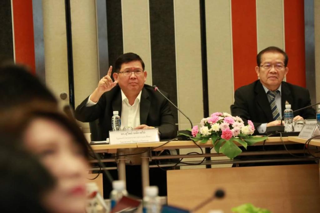 ชี้ปัญหางานวิจัยไทยทำวิจัยแล้วไม่ได้ใช้ แต่ฝรั่งได้ประโยชน์