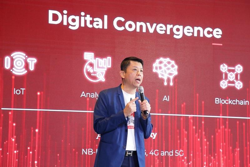 ทรู ดิจิทัล ตั้ง 'Tech Village' ศึกษาคอนเวอร์เจนซ์ IoT ยกระดับธุรกิจไทย