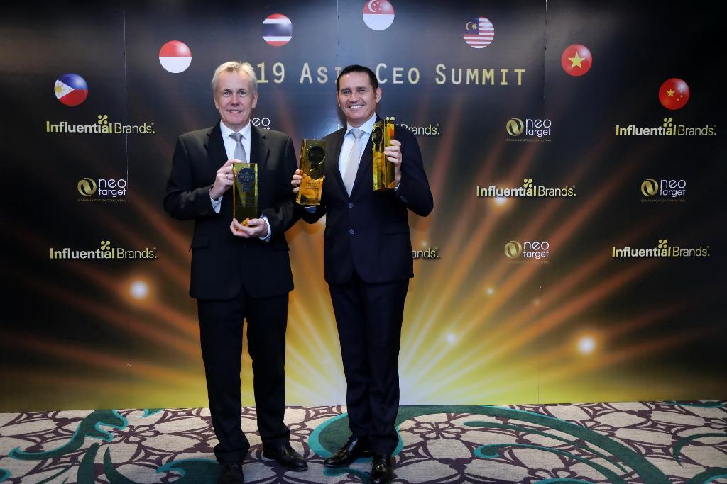 เซ็นทรัล ฟู้ด รีเทล กรุ๊ป คว้า 3 รางวัล Influential Brandsสุดยอดแบรนด์ชั้นนำในเอเชีย ครองใจลูกค้าเจนวาย