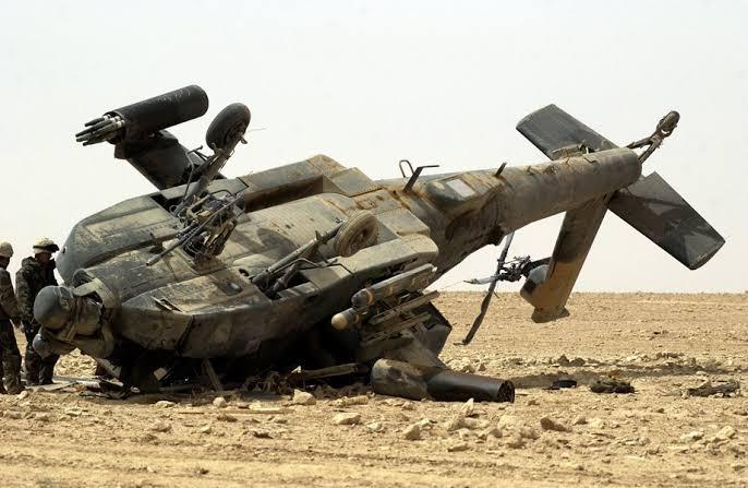 """ฝรั่งเศสปัดเฮลิคอปเตอร์ทหารในมาลีไม่ได้ตกเพราะถูก """"ไอเอส"""" ยิง"""