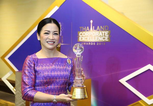 TTW คว้ารางวัลดีเด่น Thailand Corporate Excellence Awards 2019