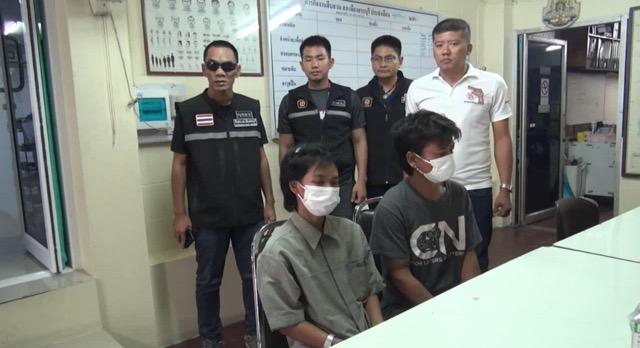 ตำรวจสระบุรีโชว์ฝีมือรวบแก๊งสองสาวลักรถกระบะ ได้ภายใน 10 ชั่วโมง