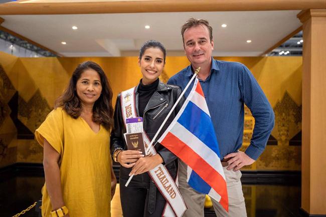 """ฟาดฟันกับ 77 ประเทศ! ลุ้น """"แอนโทเนีย"""" คว้ามงฯ Miss Supranational คนแรกให้ไทย"""