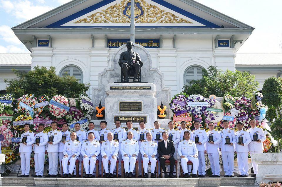 """มหาดไทย ให้กำลังใจ 19 ผู้บริหารภูมิภาค """"นายอำเภอแหวนเพชร -ปลัดฯแหวนทองคำ """"ประจำปี 2562"""