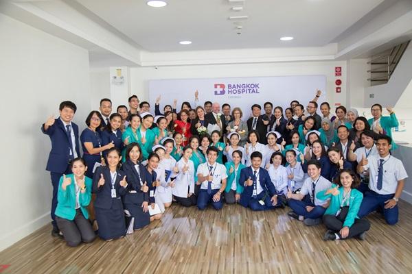 โรงพยาบาลกรุงเทพสิริโรจน์ได้รับการรับรองมาตรฐาน JCI เป็นครั้งที่ 3