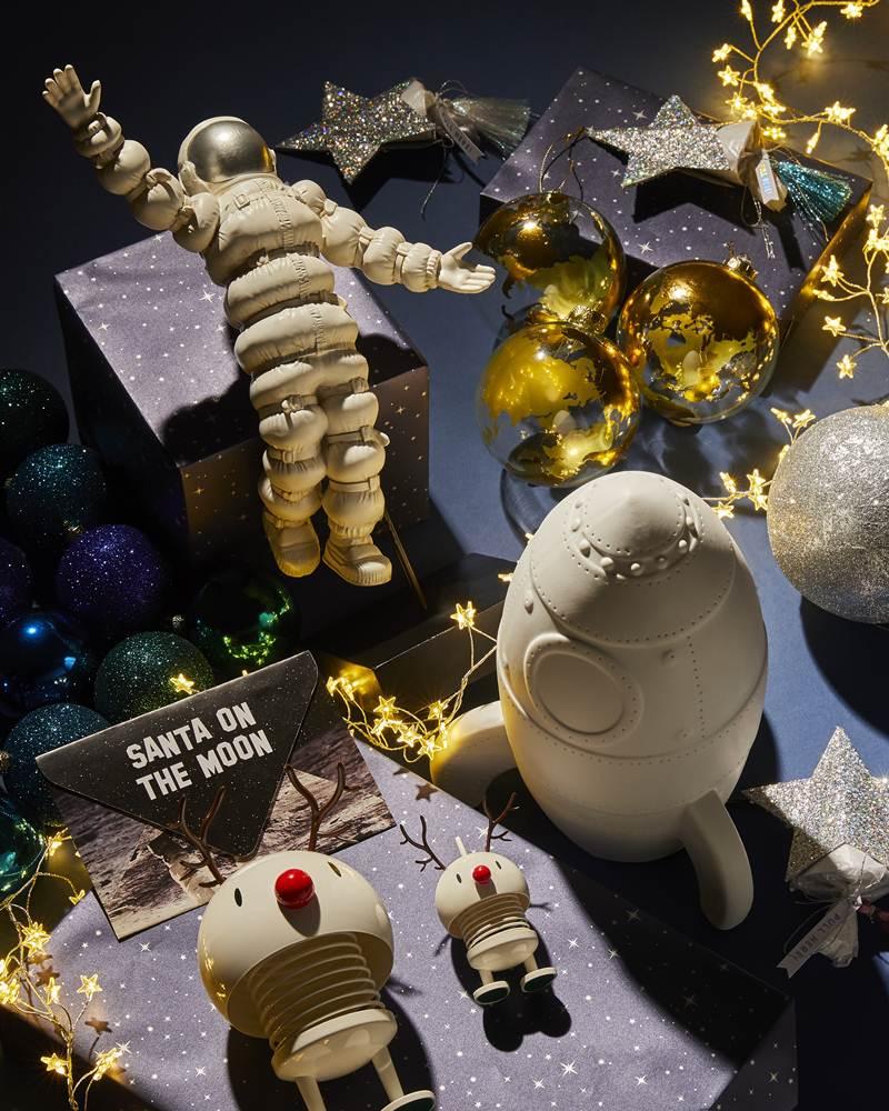 Santa on the moon ของขวัญสุดชิคจากซานต้าคลอส