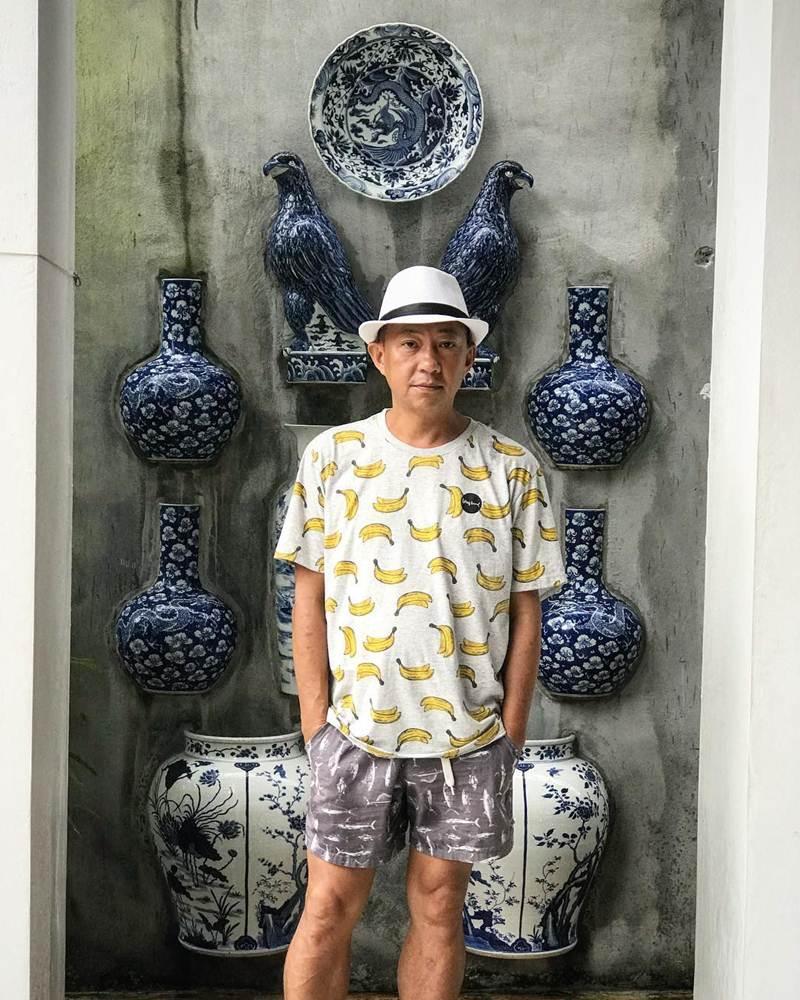 เล็ก-ชินวิช รัตนชินกร หุ้นส่วนฉลอง เบย์ จากฝั่งประเทศไทย