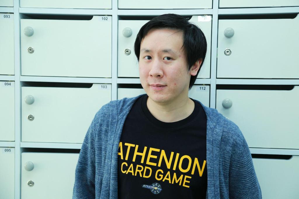 """เปิดตัวทายาทช่อง 3 เจนใหม่บุกตลาดเกม """"Athenion"""" เกมการ์ดมือถือสัญชาติไทย จากผู้พัฒนาคนไทย!"""