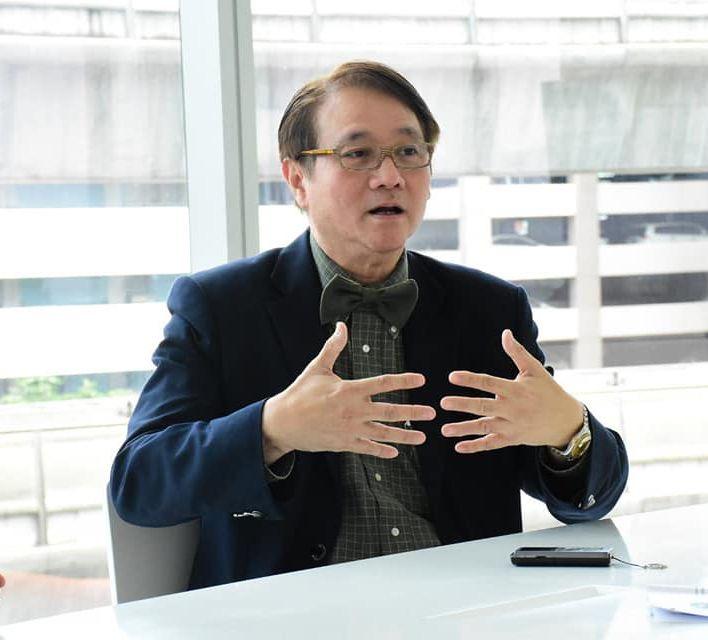 ดร.พรเทพ นิศามณีพงษ์ ผู้อำนวยการสถาบันเทคโนโลยีนิวเคลียร์แห่งชาติ (องค์การมหาชน) หรือ สทน.