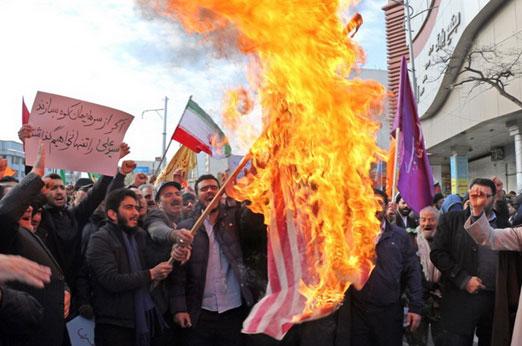 อิหร่าน...กับการจุดไฟในนาคร