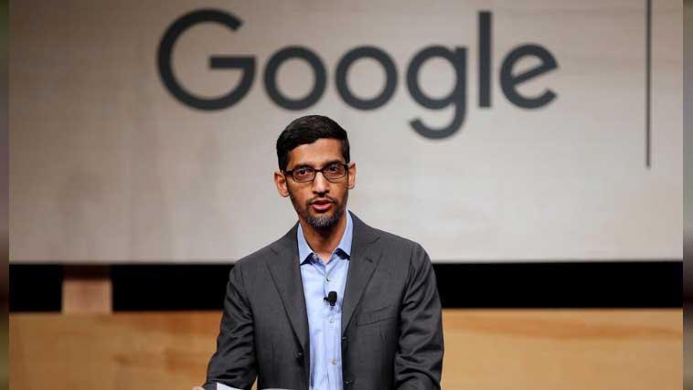 Larry Page ลาตำแหน่ง Sundar Pichai เตรียมนั่ง CEO ทั้ง Alphabet และ Google