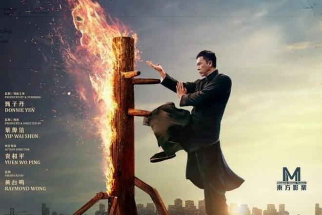 """Ip Man 4 หนัง """"กังฟู"""" เรื่องสุดท้ายในชีวิตของ """"ดอนนี เยน"""""""