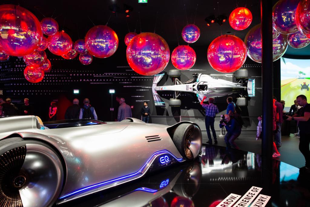 Mercedes-Benz เน้นโชว์การมีส่วนร่วมของลูกค้า