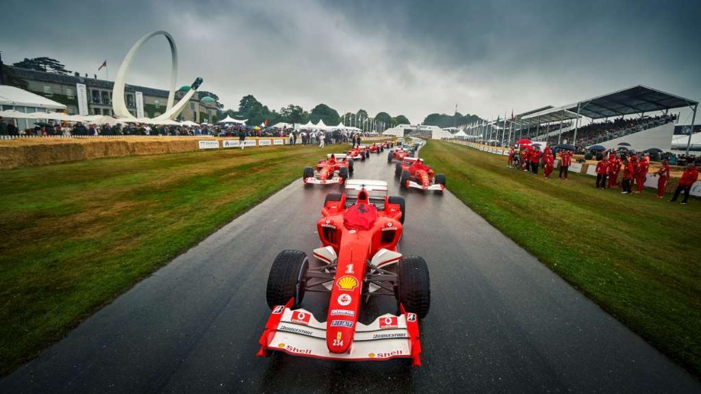 Good Wood Festival of Speed หนึ่งในงานแสดงรถที่กำลังได้รับความนิยมอย่างสูง