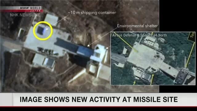 "In Clip: CNN เปิดภาพดาวเทียมชี้  ""มีความเคลื่อนไหว"" ในสถานีทดสอบขีปนาวุธเกาหลีเหนือที่ถูกทำลาย"