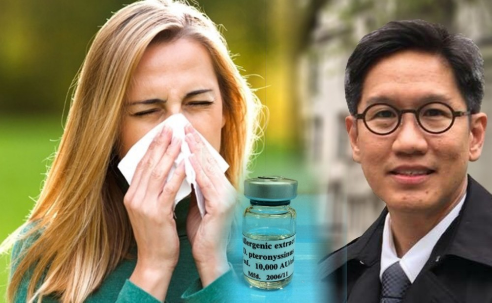 """""""ศิริราช"""" ผลิต """"วัคซีนไรฝุ่น"""" ครบวงจรใช้รายแรกในอาเซียน ผ่านอย.แล้ว"""
