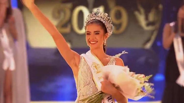 """อีก 1 มงฯ """"แอนโทเนีย โพซิ้ว"""" สร้างประวัติศาสตร์สาวไทยคนแรกคว้ามงกุฎ Miss Supranational"""