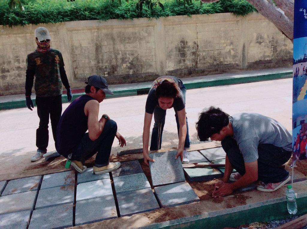 มทร.ธัญบุรี เพิ่มมูลค่าขยะทะเลไทยเป็นวัสดุก่อสร้าง