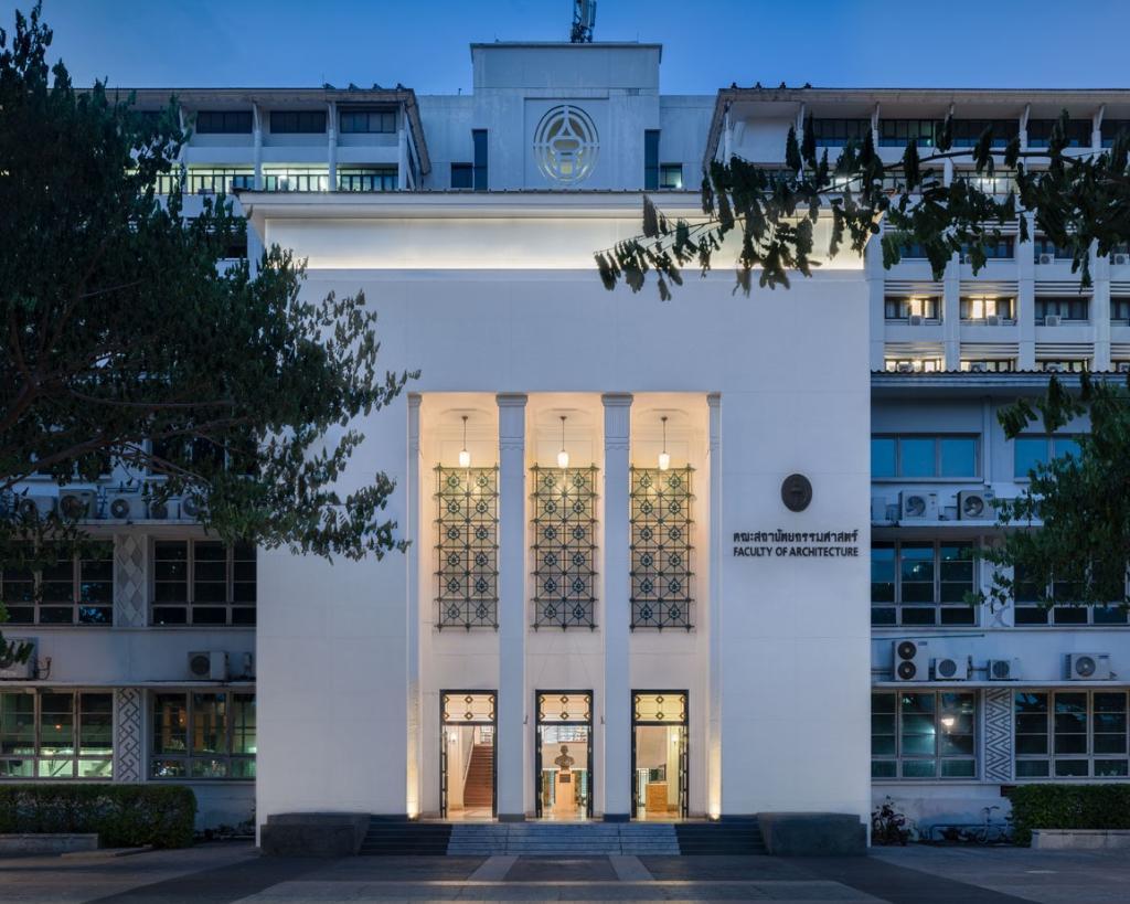 ห้องสมุดใหม่ สถาปัตย์ จุฬาฯ คว้ารางวัลชนะเลิศด้านการออกแบบระดับโลก