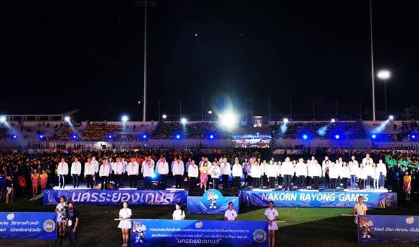 เริ่มแล้ว ! การแข่งขันกีฬานักเรียนสังกัด อปท. ระดับประเทศ ครั้งที่ 37 ที่ จ.ระยอง