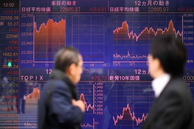 ตลาดหุ้นเอเชียปรับบวก หลังจีนเผยยอดส่งออกลดลงเดือนที่ 4 ขณะยอดเกินดุลการค้าลดลงเดือน พ.ย.